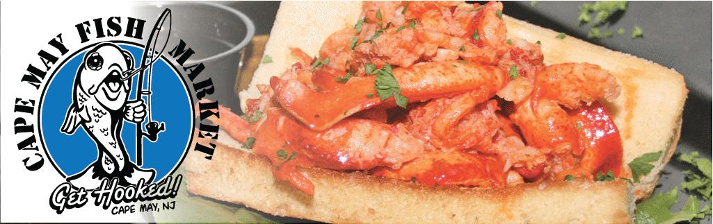 Lobster Roll w/ Fish